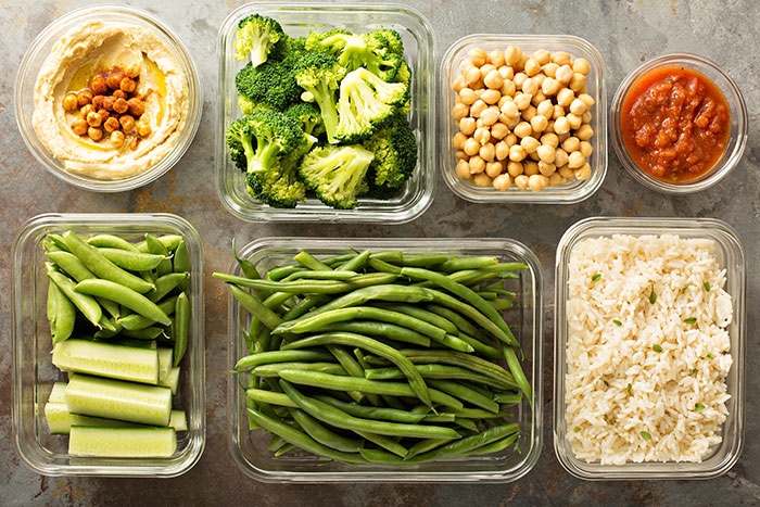 Meal Prep Master Meal Plan from Patty Walker RD